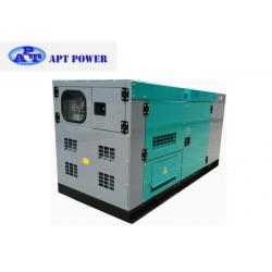 China Standby USE 20kW Silent Diesel Generator with 63A ATS Installed Inside Canopy on sale