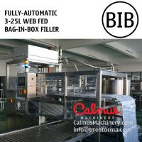 Fully-automatic Boxed Water Bag Filler Bag in Box Filling Machine