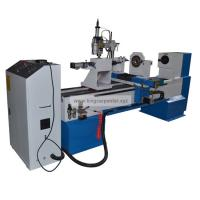 KC1530-S with engraving spindle wood cnc lathe
