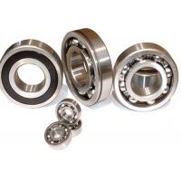 30x62x16mm High Speed 6206 High Precision Open Type Deep Groove Ball Bearing for Machinery