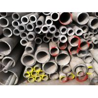 Construction Stainless Steel Seamless Pipes ASTM A790 , Duplex S32205
