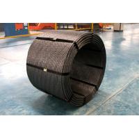 SWRH82B/SWRH77B ASTMA416 BS5896 prestressed concrete steel strand 1860MPa 12.7mm steel str