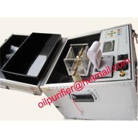 Oil Tester,Transformer Oil BDV Testing,Transformer Oil Test Equipment 60KV 80KV