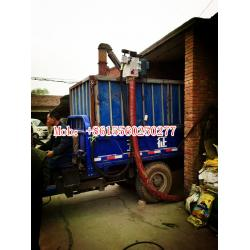China Protable low price small typle truck loading spiral conveyor on sale