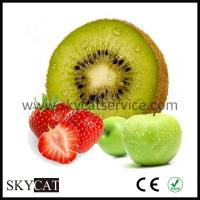 Fruit flavor E liquid kiwi mix apple