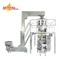 304 Stainless Steel Automatic Granule Packing Machine For Coffee Bean / Grain
