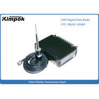 NLOS RS232 Digital Data Transmitter UHF Radio Modem Point-to-multi-point