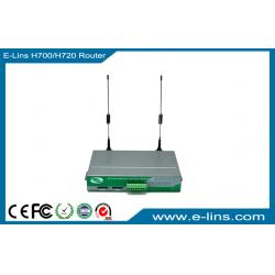 China RS232 / RS485 Ethernet HSUPA 3G VPN Router for CCTV surveillance on sale