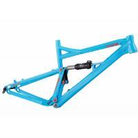 Aluminum AM/Enduro Full Suspension Bike Frame,160mm Travel Mountain Bike Frame