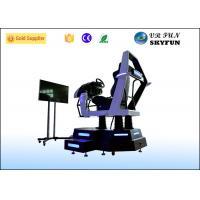 High Resolution Colorful Racing Driving Simulator / 9D VR Driving Simulator