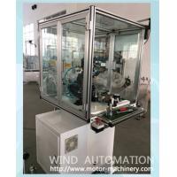 Three needle BLDC stator winding machine segment muti 6, 9,12 poles stator segments winder
