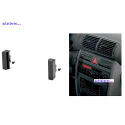 China Dash Fascia Panel for Audi A3 Radio Stereo Trim Installation Kit on sale
