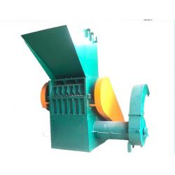China Recyclying Plastic Crusher Machine , 200 - 2000kg/h Can and Plastic Bottle Crusher on sale