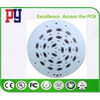 FR4 Base Material LED PCB Board 1OZ Copper 3/3MIL Min Line Width / Spacing