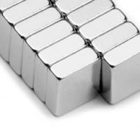 1PC N50 Rare Earth Magnet 10mm Cube Block Neodymium Super Strong Fridge
