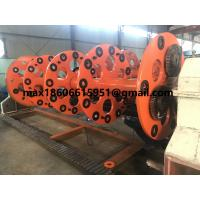 400/500 planetary disc type wire rope twisting stranding machine.planetary cable/stranding machine