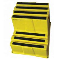 Heavy Duty Safety Plastic 2 Step Stool For Elevating The Fetch Or Operating The Machine