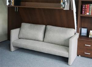 European style space saving murphy wall sofa folding bed for European beds for sale