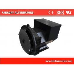 China Single Phase AC Generator Price Small Alternator Price List 8.1KVA to 40KVA on sale