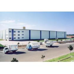 China low cost prefabricated steel structure slaughter house building on sale