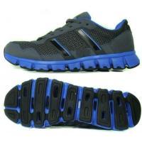 2012 comfortable, durable new design mesh / PU men's athletic shoes
