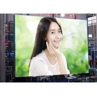 Rental Led Video Wall Display , Flexible Led Video Screen Angle Adjustment