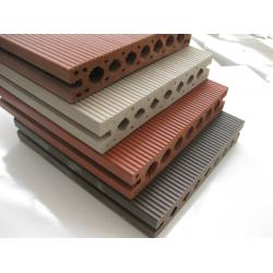 China Waterproof Outdoor Composite Wpc Decking Uv Resistance For Public Garden on sale