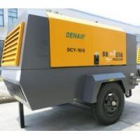 Professional Industrial Portable Air Compressor With Cummins Diesel Engine