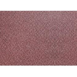 China Anti Slip Loose Lay Vinyl Flooring 5mm Red Color Carpet Tiles 0.3mm Wear Layer on sale