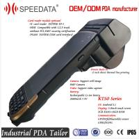 Custom RFID Barcode Scanner IC Card Reader Handheld Device Integration with Android Platform