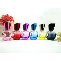 perfume glass bottle 100ml  recycled glass bottles black blue red pink green cap plastic and metal roll frog