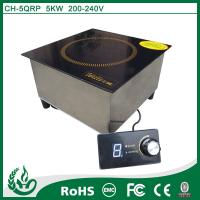 Built in Commercial Induction Cooktop