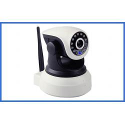 China Office bank Wireless Ip automatic white balance Cameras 1 / 4 inch CMOS sensor on sale