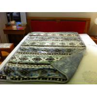 Single Bed Blankets Quilted Blanket / Raschel Blanket 140X200CM