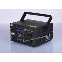 750mW - 1300mW DMX Laser Lights For Red / Green / Blue Professional Stage Lighting