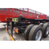 40ft container trailer price skeleton trailers for sale - CIMC