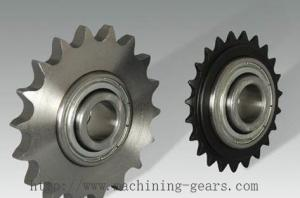 Harvester Quenching Chain Sprocket Wheel With Blackened Technique Hole