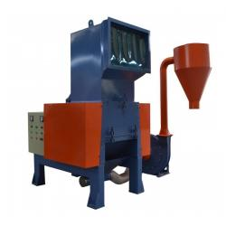China Hydraulic Control Plastic Crusher Machine For Waste Plastic Recycling on sale