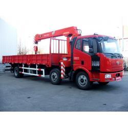 China CLWCA5220JSQP62K1L7T3E4 liberation lorry crane truck0086-18672730321 on sale