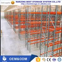 1000KG - 5000KG high qualit cold rolled steel Q235B heavy duty racking with Corrosion protection