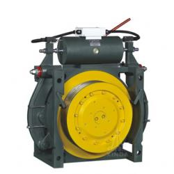 China 32 Poles Gearless Traction Machine / Elevator Traction Motor WWTY on sale