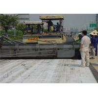 PET Long Fiber Non Woven Needle Punched Geotextile Landscape Fabric For Highway / Breakwater
