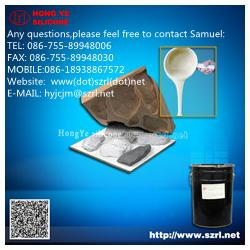 China RTV Liquid Silicone Rubber for Concrete Molds on sale