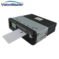 8 Channel Vehicle Mobile DVR Recorder 2TB HDD USB RJ45 For School Buses Cars