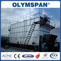10T/h 2.5Mpa SZL10-2.5-M series Biomass-fuel Steam/Hot-Water Boiler