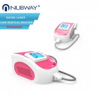 2018 hot selling professional portable 808nm diode laser hair removal machine