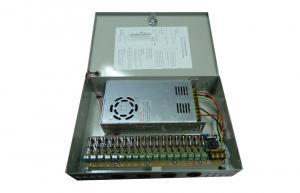 12V 20Amps CCTV Power Supply Box AC100 - 240V 240W With EN55022