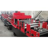 High Efficiency Automated Changeable C Z Purlin Roll Forming Machine for Standard Purlin 100-300 mm  Width