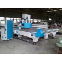VCT - R1325 CNC Contour Cutting Machine , Digital Cutting Plastic Cnc Machine With CCD Camera