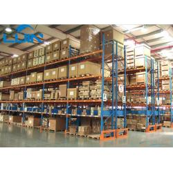 China Metal Heavy Duty Pallet Racking for Industrial Warehouse Storage Solutions on sale